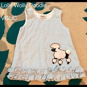 Lolly Wolly Doodle jumper